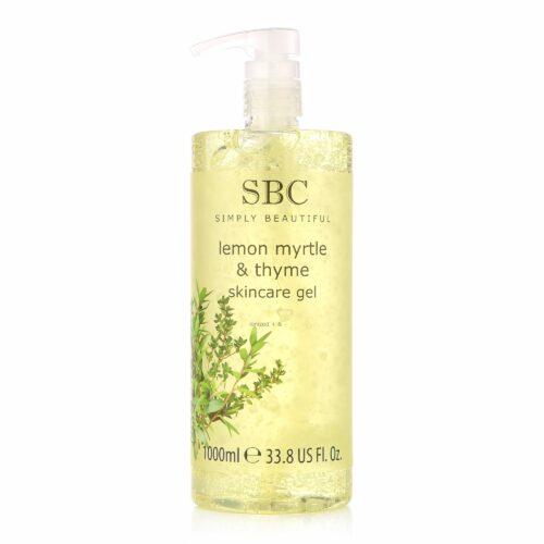SBC Zitrus Myrte & Thymian Skincare Gel 1.000ml
