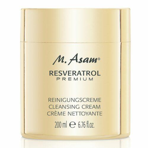 M.ASAM® Resveratrol NT50 Reinigungscreme schonend & gründlich 200ml