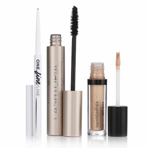 bareMinerals® Dream Eyes Set Eyeliner & Mascara & Liquid Eyeshadow in Golden Topaz