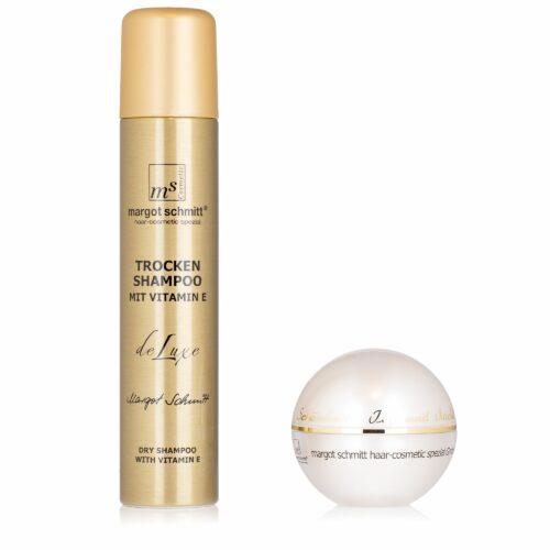 MARGOT SCHMITT® meine Lieblingscreme Deluxe Pure 50ml & Trocken- shampoo 200ml
