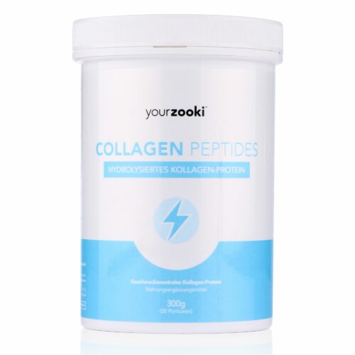 YOURZOOKI Collagen Peptides für 30 Portionen 300g