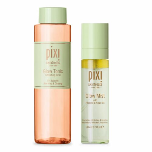 PIXI BEAUTY Glow Tonic 250ml & Glow Mist 80ml