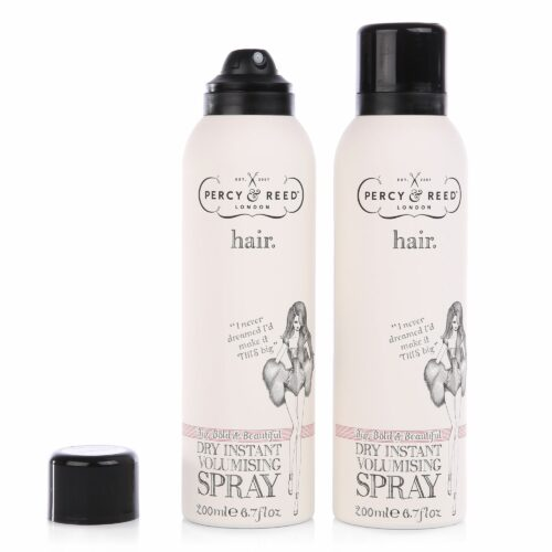 PERCY & REED Big, Bold & Beautiful Dry Instant Volumizing Spray 2x 200ml