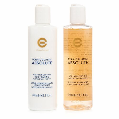 ELIZABETH GRANT Torricelumn Absolute Cleanser & Toner 2x 240ml