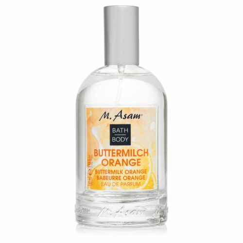 M.ASAM® Buttermilch Orange Eau de Parfum 100ml
