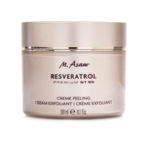 M.ASAM® Resveratrol NT50 Creme Peeling mit Kakaobutter 300ml