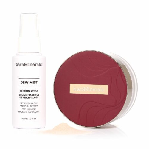 bareMinerals® Ultimate Finishers Deluxe Original Mineral Veil & Mini Setting Spray
