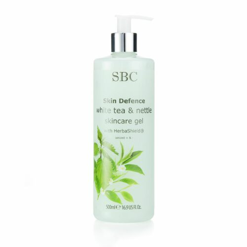 SBC Weißer Tee & Brennnessel Skincare Gel 500ml
