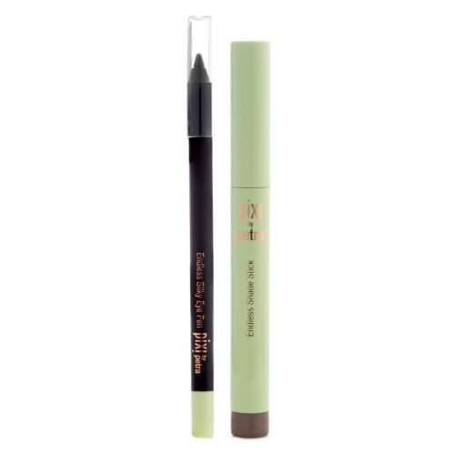 PIXI BEAUTY Endless Lidschatten- Stift 1,5g & Endless Silky Eyeliner 1,2g
