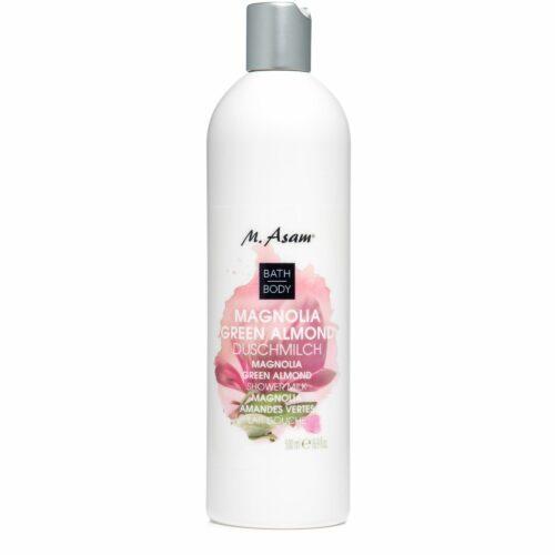 M.ASAM® Magnolia Green Almond Duschmilch 500ml