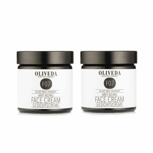 OLIVEDA Anti-Aging Gesichtscreme 2x 50ml