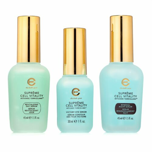 ELIZABETH GRANT SUPREME Dayserum 45ml Nightserum 45ml Eyeserum 30ml