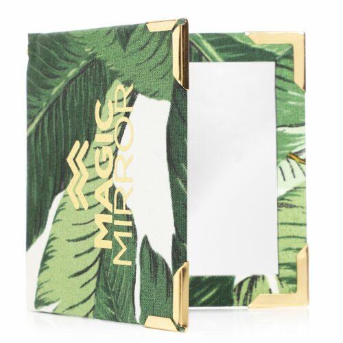 MAGIC MIRROR Taschenspiegel mit Magnet & 2 Spiegelflächen
