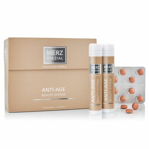 MERZ SPEZIAL Professional Anti-Age Beauty System für 14 Tage