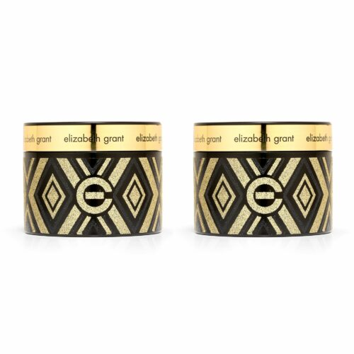 ELIZABETH GRANT Caviar Cellular Recharge Super Body Cream mit Gold 2x 400ml