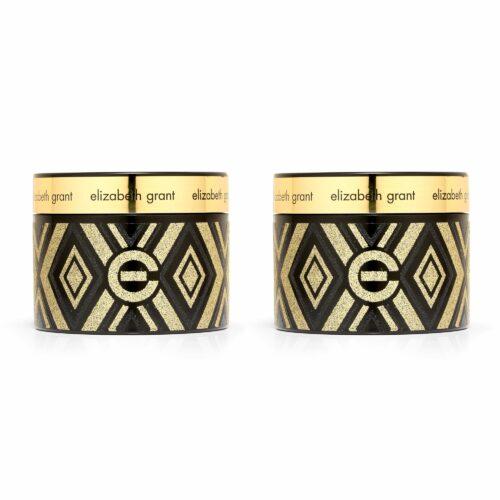 ELIZABETH GRANT Caviar Cellular Recharge Super Body Cream mit Gold 2x 400ml