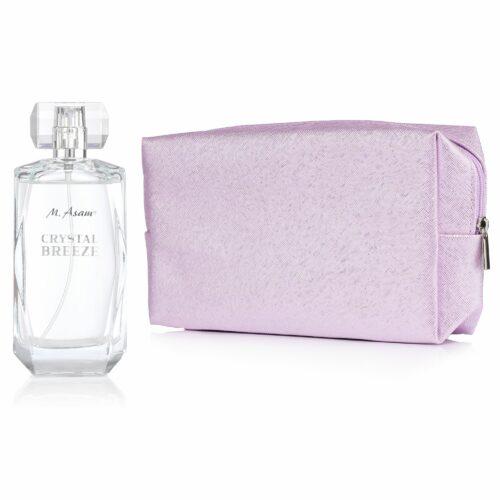 M.ASAM® Crystal Breeze Eau de Parfum 100ml & Kosmetiktasche