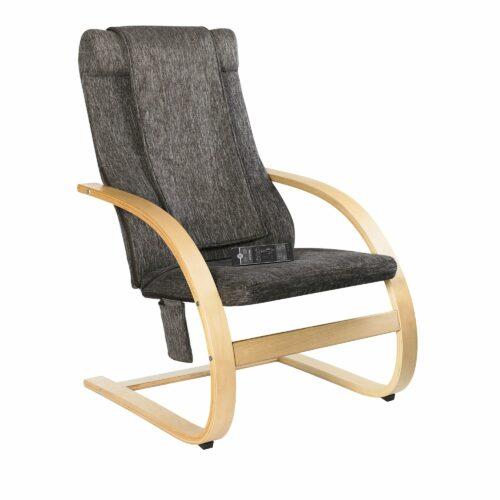 MEDISANA Shiatsu-Relaxsessel mit Stoffbezug 3 Massagezonen bis 150kg belastbar
