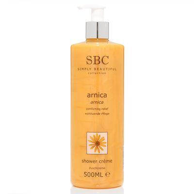 SBC Arnica Dusch- & Badecreme 500ml