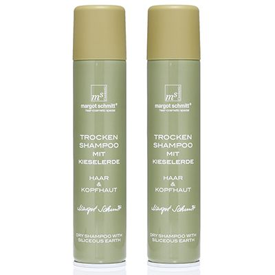 MARGOT SCHMITT® Sensitiv Trockenshampoo 2x 200ml