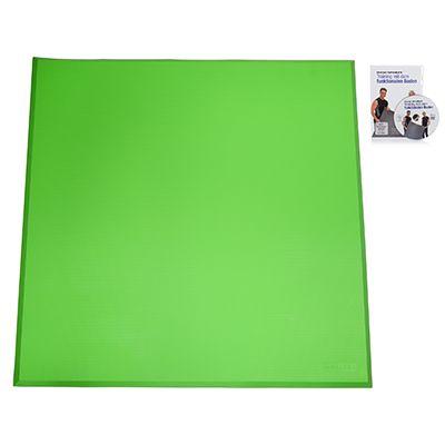 FLEXI-SPORTS Bodenelement für Rücken, Knie & Figur inkl. DVD