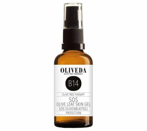 OLIVEDA SOS Olivenblatt-Gel verbesserte Rezeptur 50ml