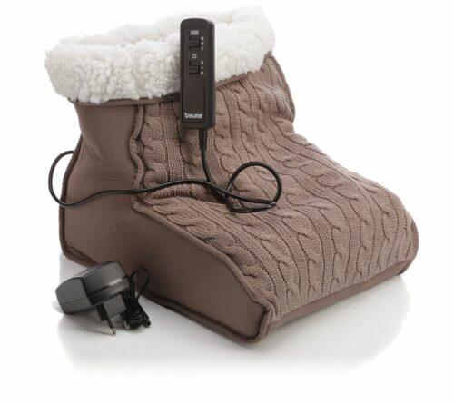 BEURER Fußwärmer mit Massagefunktion 2 Temperaturstufen 2 Massagestufen