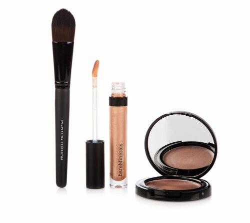 bareMinerals® Girl on the Glow Collection 3tlg. mit Chandelight Glow Highlighter