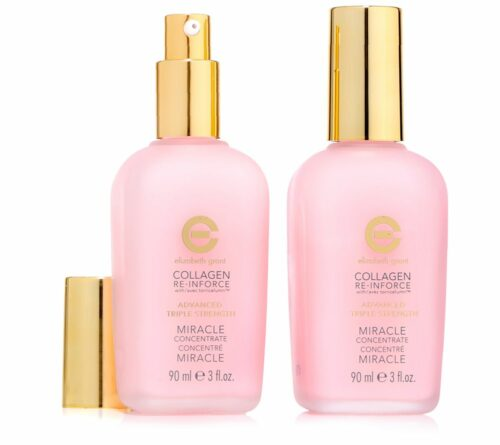 ELIZABETH GRANT Collagen Triple Effect Miracle Serum 2x 90ml