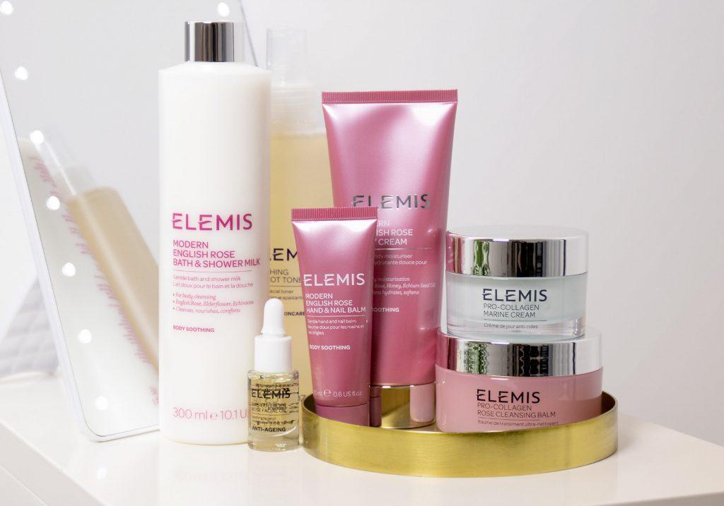ELEMIS Modern Rose Skincare Set