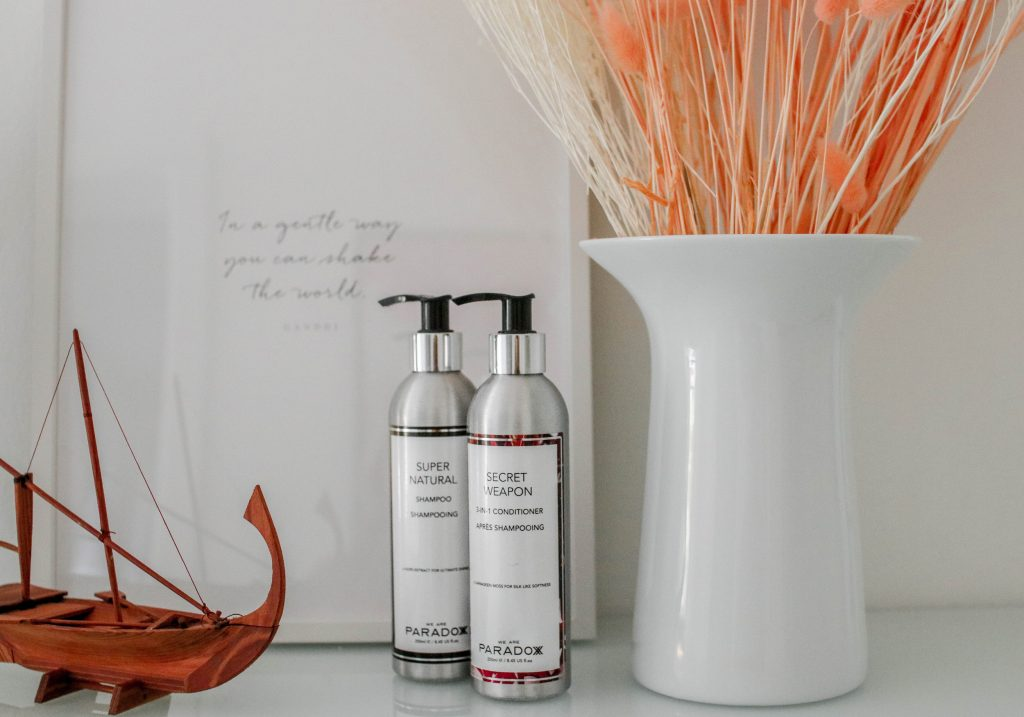 WE ARE PARADOXX Super Natural Shampoo & Secret Weapon Conditioner