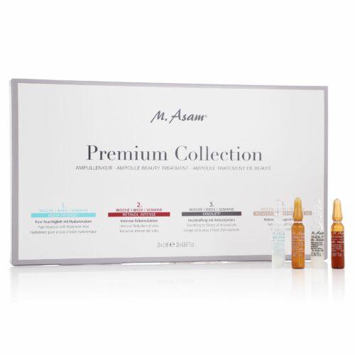M.ASAM® Premium Collection Ampullenkur 28x 2ml für 4x 1 Woche