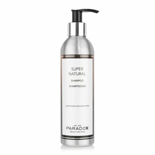 WE ARE PARADOXX Super Natural Shampoo 250ml 91% natürlich organisch, vegan