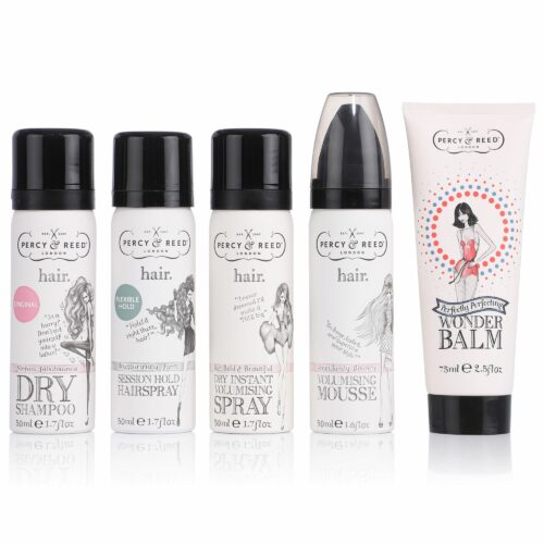 PERCY & REED Wonder Balm, Haarspray, Volumen Mousse & Spray Trockenshampoo