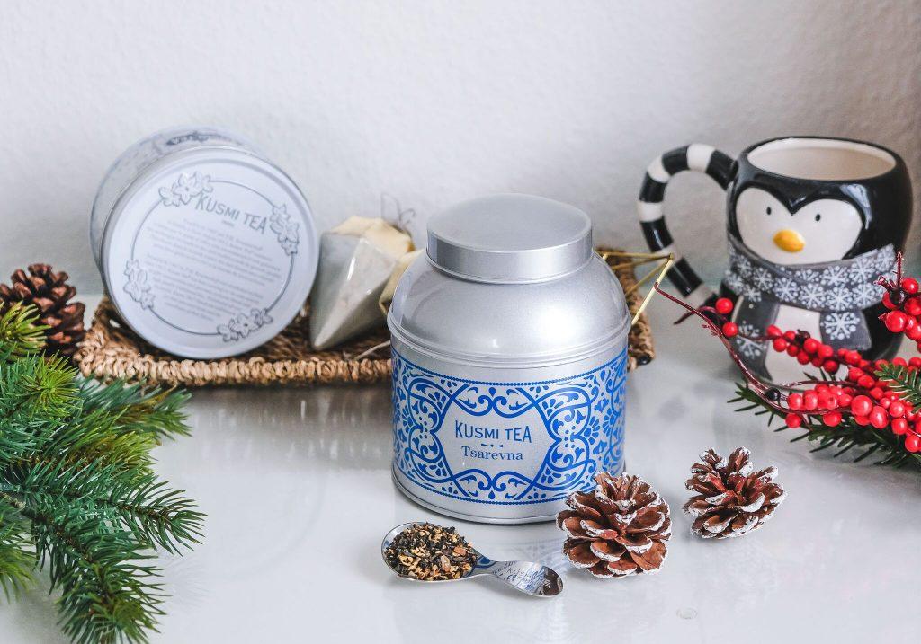 KUSMI TEA Tsarevna Limited Edition
