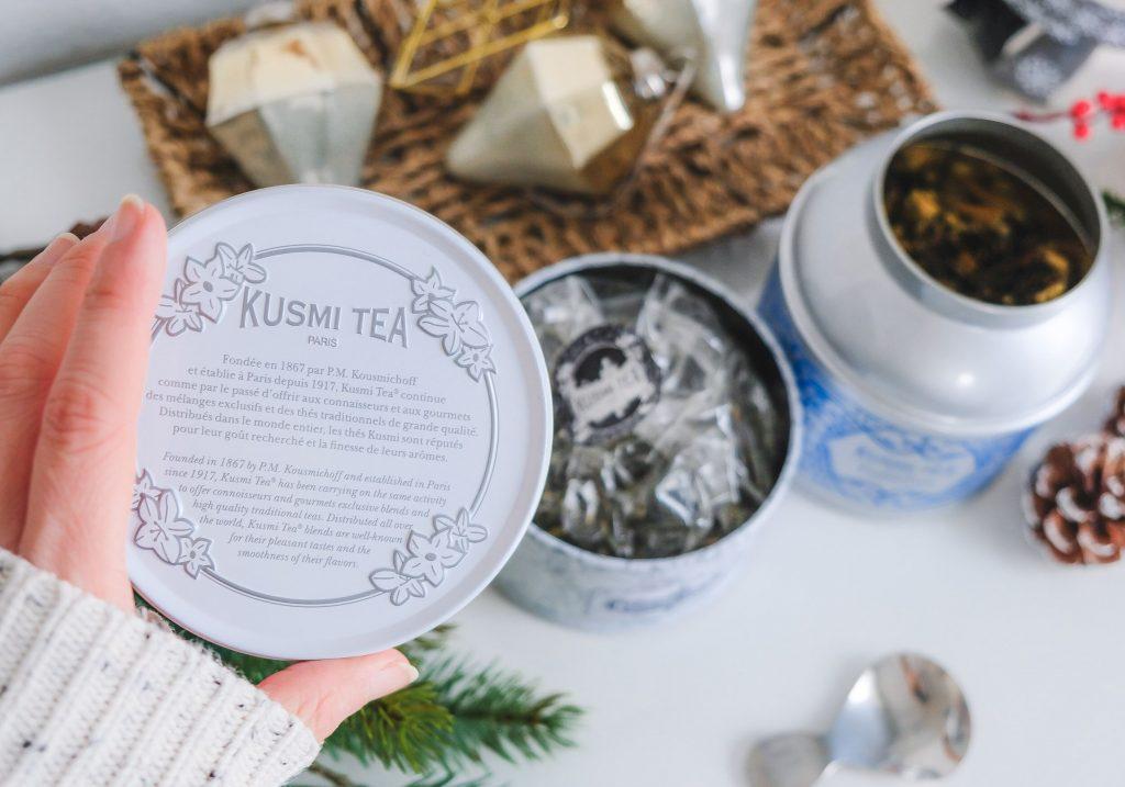 KUSMI TEA White Antastasia