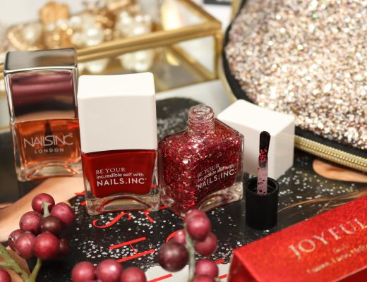 NAILS INC Joyful Holiday Collection