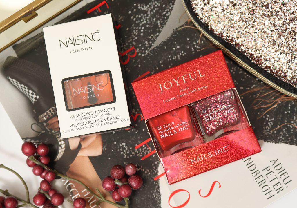 NAILS INC Joyful Holiday Collection