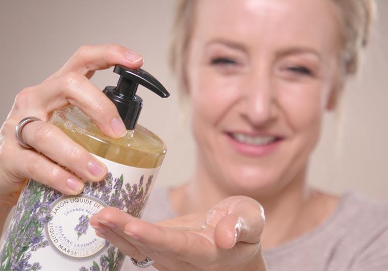 PANIER DES SENS Liquid Marseille Soap Verbene