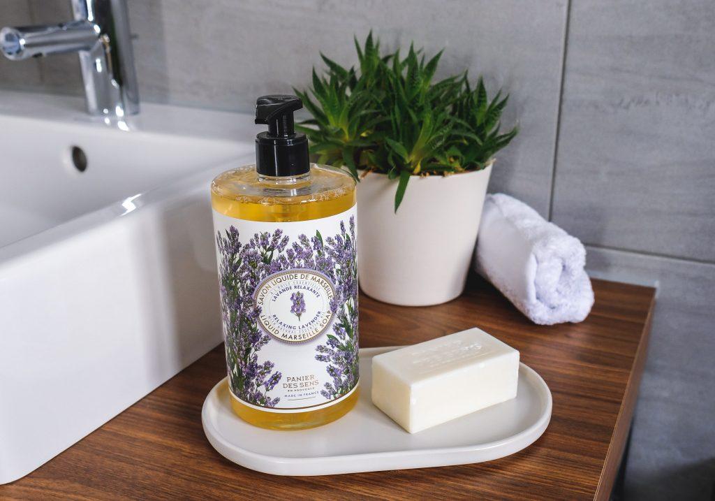 PANIER DES SENS Relaxing Lavendel Liquid Marseille Soap