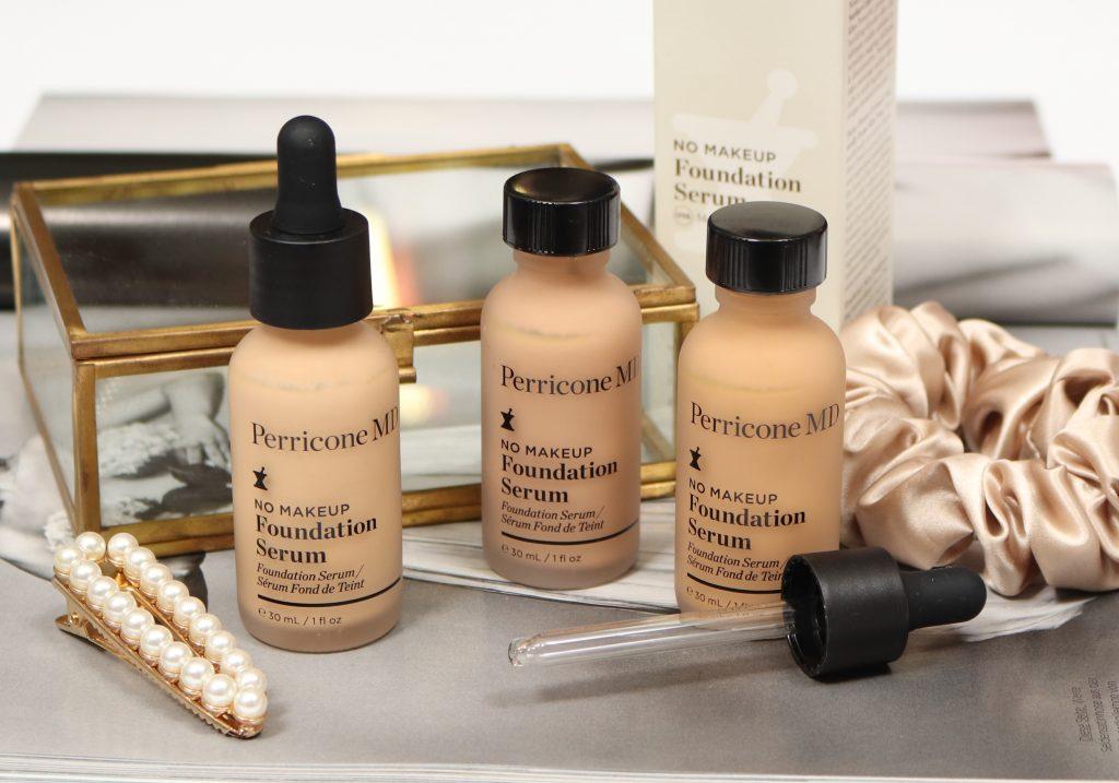 DR. PERRICONE No Make-up Serum Foundation