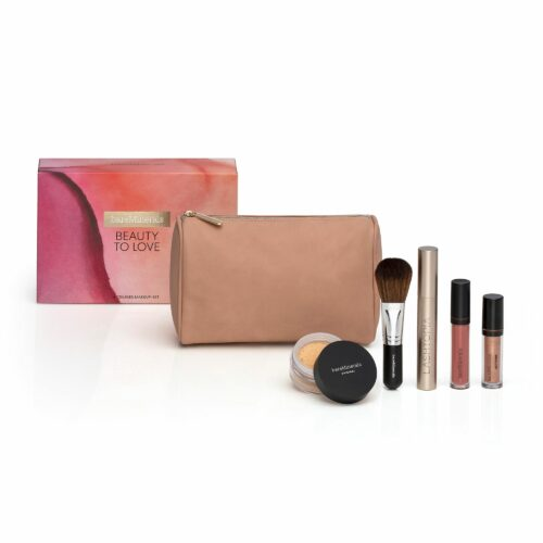 bareMinerals® Beauty To Love Make-up Set 6tlg. mit Orig. Foundation 8g & Geschenkebox