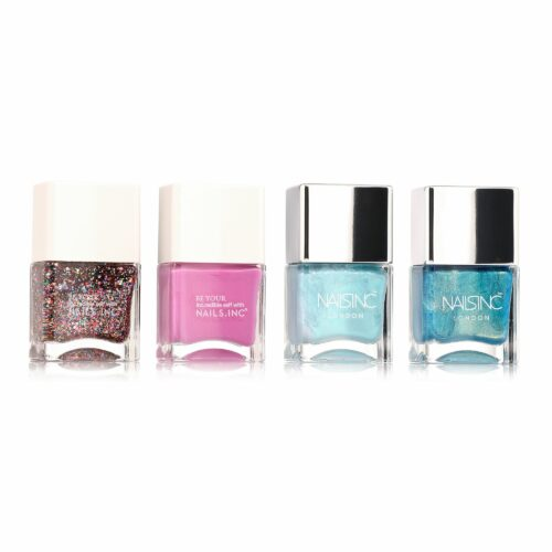 NAILS INC Trend Collection Effekt & Farblacke in zwei Duos 4x 14ml