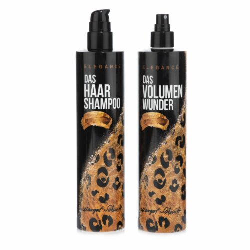 MARGOT SCHMITT® Elegance Volumen Shampoo 400ml Volumenwunder 400ml mit Hyaluron