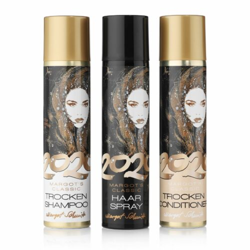 MARGOT SCHMITT® Trockenshampoo, Trockenconditioner & Haarspray, 3x 300ml 2020 Sonderedition