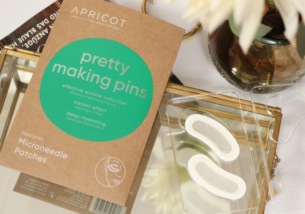 APRICOT Hyaluron Microneedle Patches