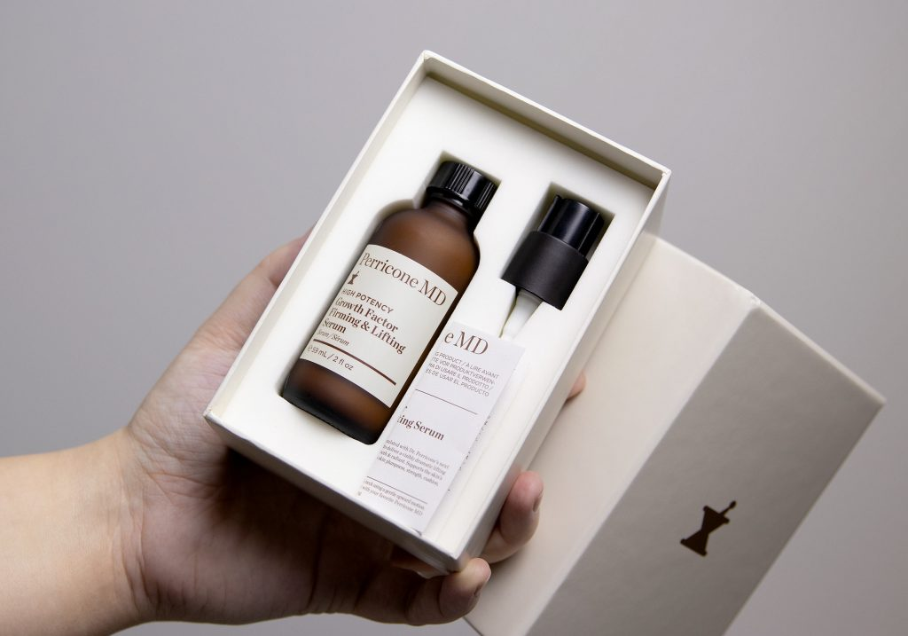 DR. PERRICONE HIGH POTENCY Growth Factor Firming Lifting Serum