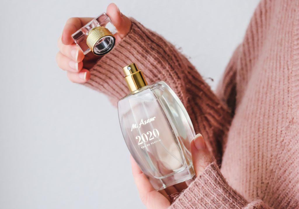 M. ASAM 2020 Eau de Parfum