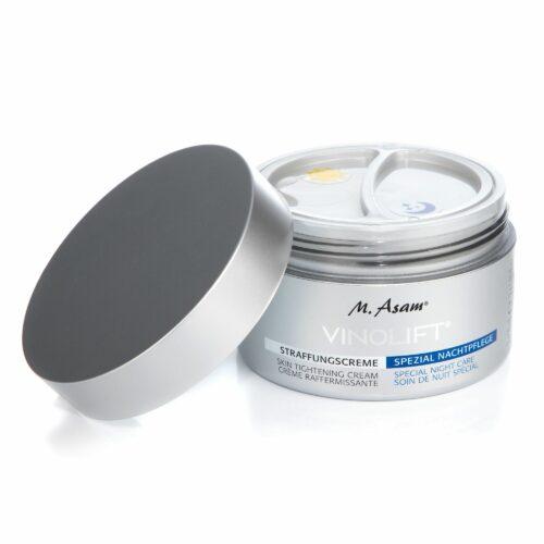 M.ASAM® Vinolift® Straffungscreme 50ml & Nachtcreme 50ml im 2-Kammer-Tiegel