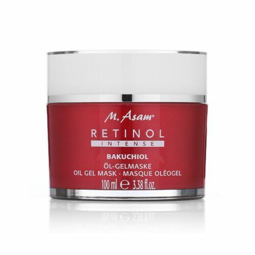 M.ASAM® Retinol Intense Bakuchiol Öl-Gelmaske 100ml